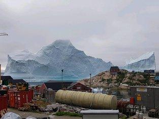Grenland, ledeni brijeg