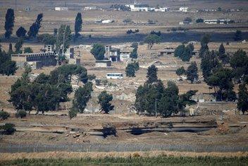 Sirija, Izrael, granica