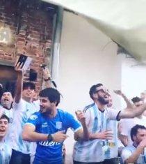Argentina navijači
