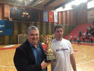 Goran Lasica i Nebojša Vujisić
