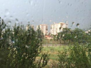 Bar kiša