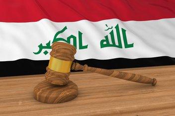 Irak, sud