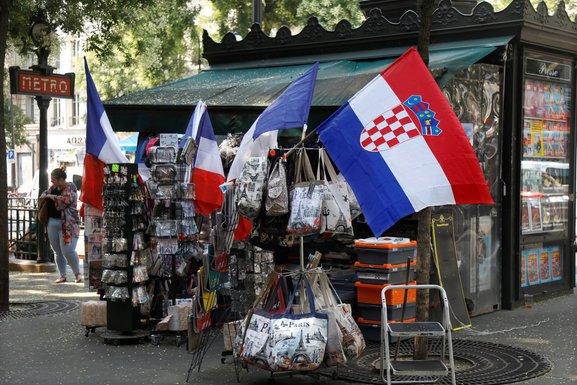 Hrvatska, Francuska