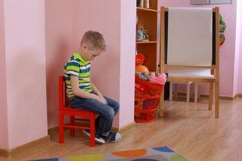 djeca, kažnjavanje