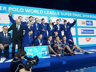Vaterpolo reprezentacija Svjetska liga u Budimpešti