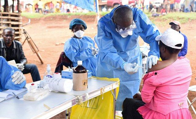 Kongo, ebola