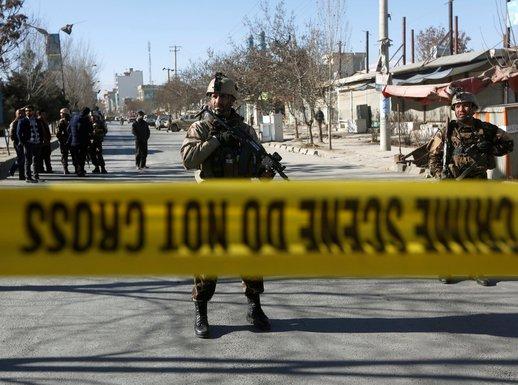 Avganistan napad