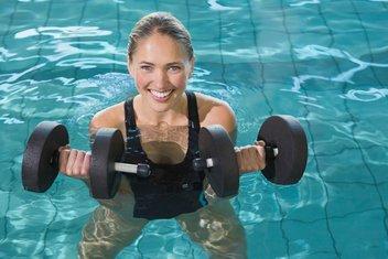 trening, voda