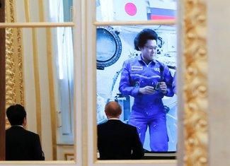 Šinzo Abe, Vladimir Putin