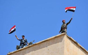 Sirijska vojska, Homs
