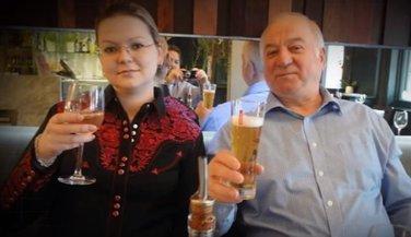 Julija Skripalj, Sergej Skripalj