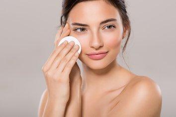 lice, koža, šminka