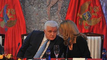 Duško Marković, Nataša Pešić