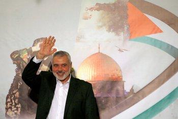 Ismail Hanije, Hamas