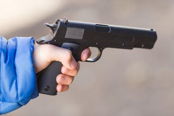 pištolj dijete