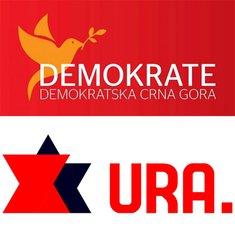 Demokratska Crna Gora, GP URA