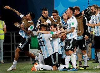 Argentina Mundijal u Rusiji