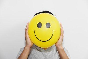 osmijeh, sreća