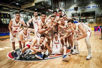 Mlada košarkaška reprezentacija Crne Gore
