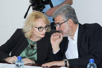 Vladan Mićunović, Andrijana kadija, Savjet RTCG