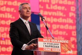 Milo Đukanović Podgorica