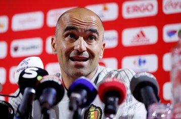 Roberto Martines Fudbalska reprezentacija Belgije