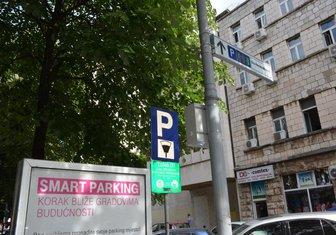 Smart Parkiranje