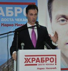 Marko Milačić, Nikšić