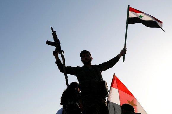 Sirijski vojnik