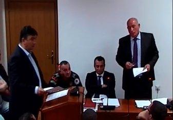 Nebojša Medojević, Milivoje Katnić