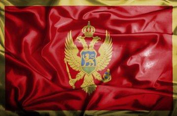 Crnogorska zastava, Crna Gora