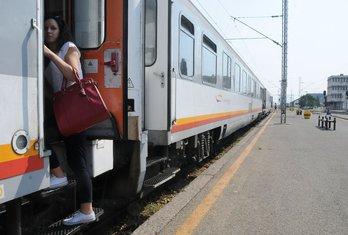 vagon, ŽPCG