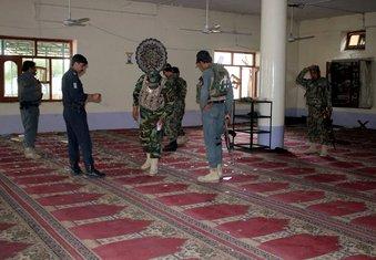 Avganistan džamija napad