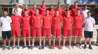Muška kadetska (U17) košarkaška reprezentacija