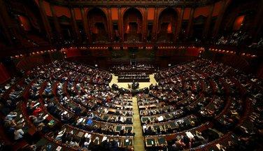 Italija donji dom, Italija parlament