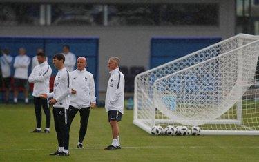 Fudbalska reprezentacija Francuske Didije Dešan