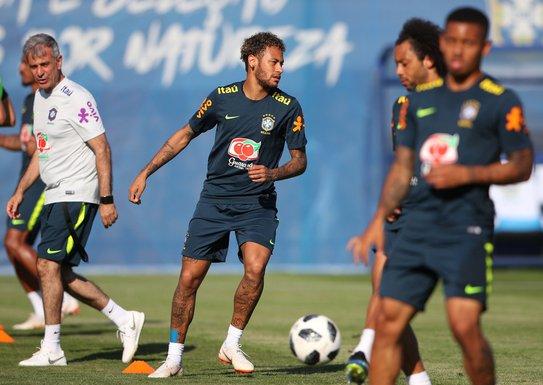 Nejmar Brazil Mundijal u Rusiji