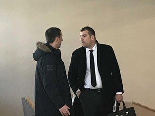 Stevan Džaković, Dragan Krapović