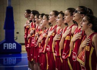 Ženska kadetska košarkaška reprezentacija