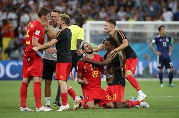 Naser Šadli Belgija Mundijal u Rusiji