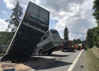 Poljska, autobuska nesreća