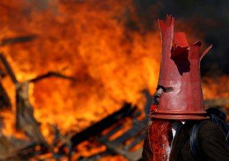 Zimbabve, protesti