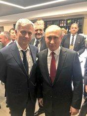 Putin i Murinjo