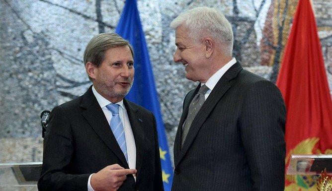 Johanes Han, Duško Marković