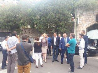 Herceg Novi odbornici protest