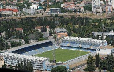 Gradski stadion, Podgorica