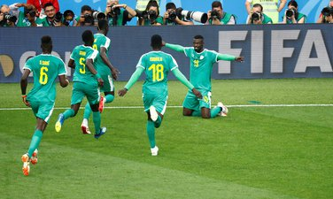 Mbaje Nijang Senegal Mundijal u Rusiji
