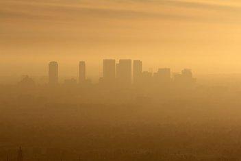 zagađen vazduha