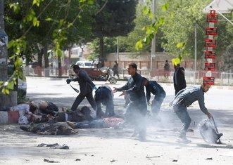 bombaški napad, Kabul, Avganistan