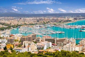 Palma na Majorki, Palma de Majorka